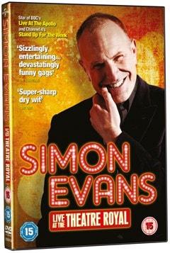 Simon Evans: Live at the Theatre Royal - 2
