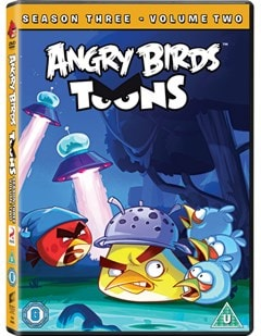 Angry Birds Toons: Season Three - Volume Two - 2