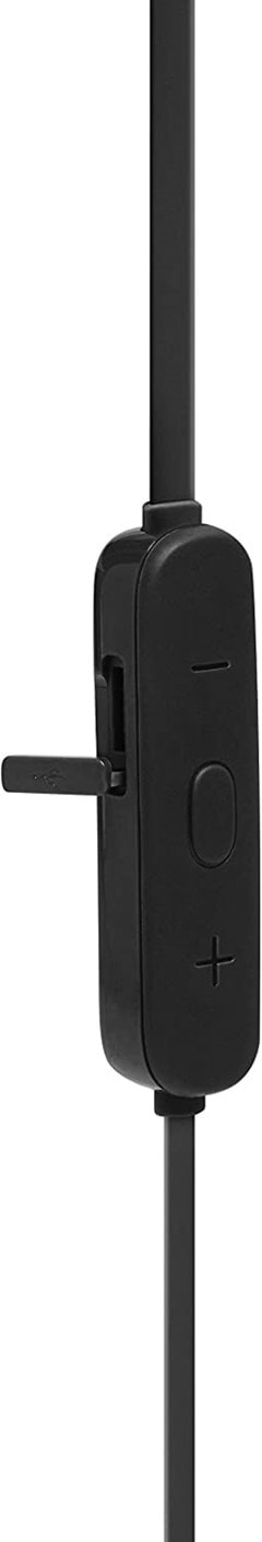 JBL Tune 115BT Black Bluetooth Earphones - 4