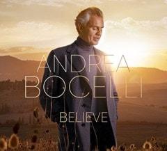 Andrea Bocelli: Believe - 1