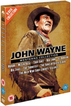 The John Wayne Westerns Collection - 1