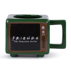 I'd Rather Be Watching Friends Heat Change Mug - 1