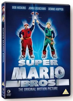 Super Mario Bros: The Motion Picture - 1