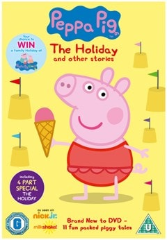 Peppa Pig: The Holiday and Other Stories - 1