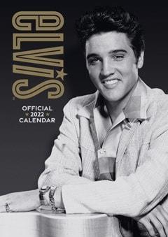 Elvis A3 2022 Calendar - 1