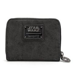 Loungefly X Star Wars Vader Head Zip Around Wallet - 2