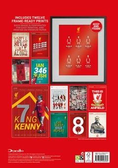 Liverpool FC: Football Deluxe 2021 Calendar - 3