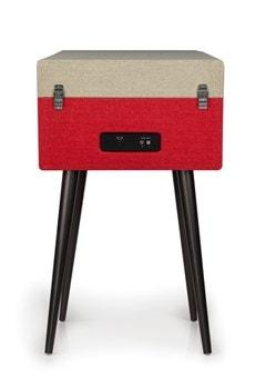 Crosley Bermuda Red Turntable - 6