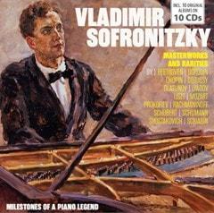 Vladimir Sofronitzky: Masterworks and Rarities: Milestones of a Piano Legend - 1