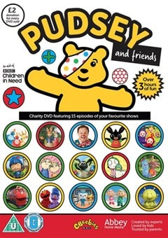 BBC Children in Need - Pudsey and Friends - 1