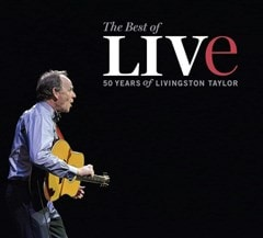 The Best of Live: 50 Years of Livingston Taylor - 1