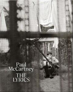 Lyrics: 1956 To The Present (Hardback) - 1