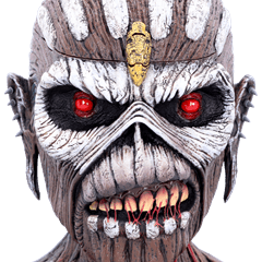 Iron Maiden: The Book of Souls Bust Storage Box - 3