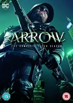 Arrow: The Complete Fifth Season - 1