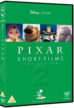 Pixar Short Films Collection: Volume 2 - 2