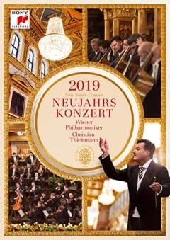 New Year's Concert: 2019 - Wiener Philharmoniker (Thielemann) - 1