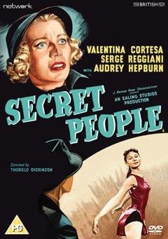 Secret People - 1