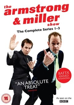 The Armstrong and Miller Show: Series 1-3 - 1