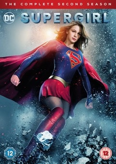 Supergirl: The Complete Second Season - 1
