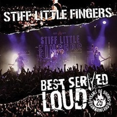 Best Served Loud: Live at Barrowlands - 1