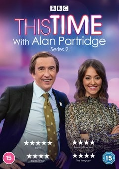 This Time With Alan Partridge: Series 2 - 1