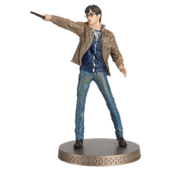 Harry Potter: Battle Pose Figurine: Hero Collector - 1
