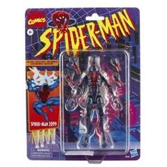 Spider-Man 2099: Marvel Legends Series Action Figure - 5