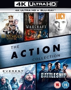 The Action Collection - 1