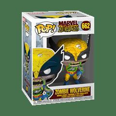 Zombie Wolverine (662) Marvel Zombies Pop Vinyl - 2