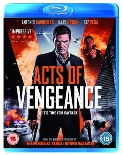 Acts of Vengeance - 1