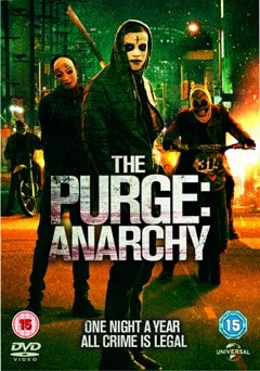 The Purge: Anarchy - 1