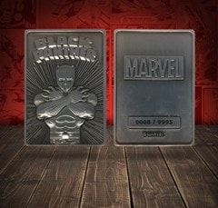 Black Panther: Marvel Limited Edition Ingot Collectible - 4