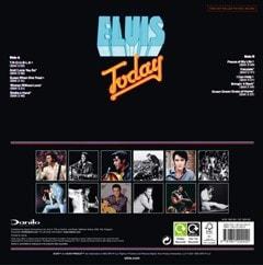 Elvis Collectors Edition Record Sleeve 2022 Calendar - 2