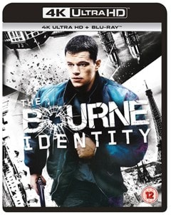 The Bourne Identity - 1
