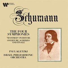 Schumann: The Four Symphonies/'Manfred' Overture/... - 1