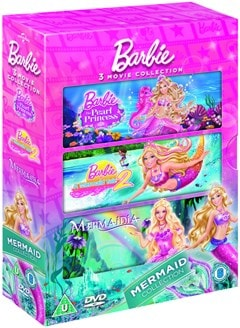 Barbie: The Mermaid Collection - 2