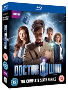 Doctor Who: The Complete Sixth Series - 1