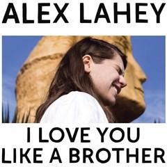I Love You Like a Brother - Peach Vinyl (LRS20) - 1