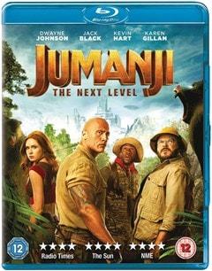Jumanji: The Next Level - 1