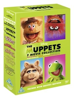 The Muppets Bumper Seven Movie Collection - 2
