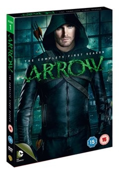 Arrow: The Complete First Season - 2