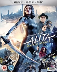 Alita - Battle Angel - 1