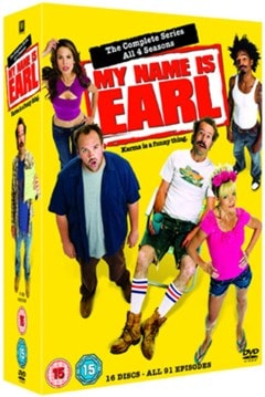 My Name Is Earl: Seasons 1-4 - 1