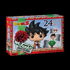 Dragon Ball Z 2021 Advent Calendar - 1