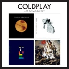 4 CD Catalogue Set - 1
