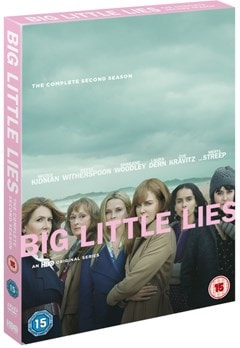 Big Little Lies: The Complete Second Season - 2