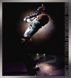 Michael Jackson: Live at Wembley - 1