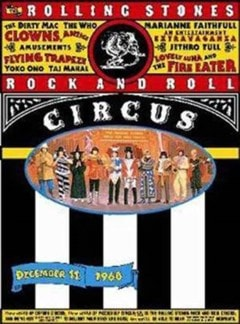 The Rolling Stones: Rock and Roll Circus - 1