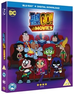 Teen Titans Go! To the Movies - 2