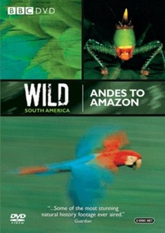 Andes to Amazon - 1